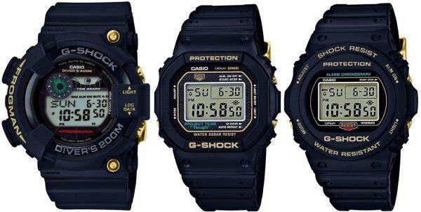 【再入荷】G-SHOCK35周年~第4弾モデル『ORIGIN GOLD』