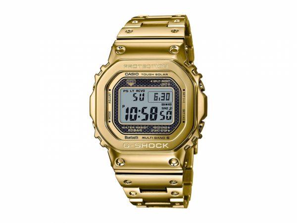4月1日予約開始!!G-SHOCK 5000シリーズ初のフルメタルウォッチ『GMW-B5000』35周年の集大成 4月13日発売