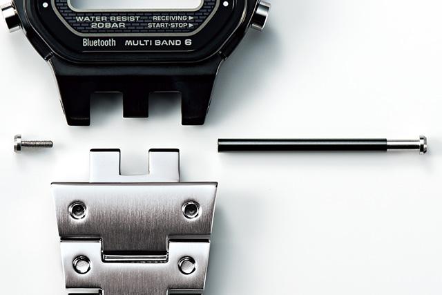 再入荷分完売!!G-SHOCK 5000シリーズ初のフルメタルウォッチ『GMW-B5000』35周年の集大成