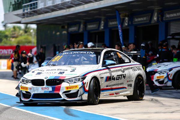 BMW Team Studie レース車両「M4 GT4」特別展示|6月23日,24日 2日間開催!