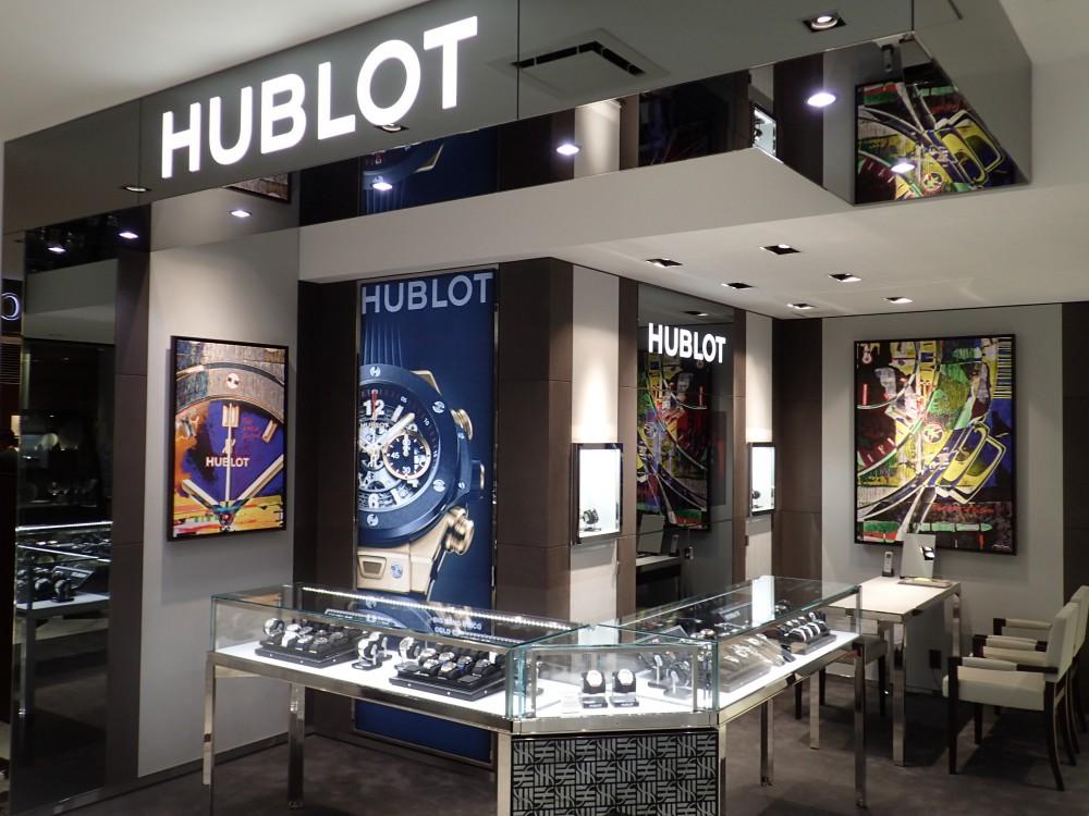 oomiya和歌山本店にてHUBLOT ウブロの取扱い開始しました!
