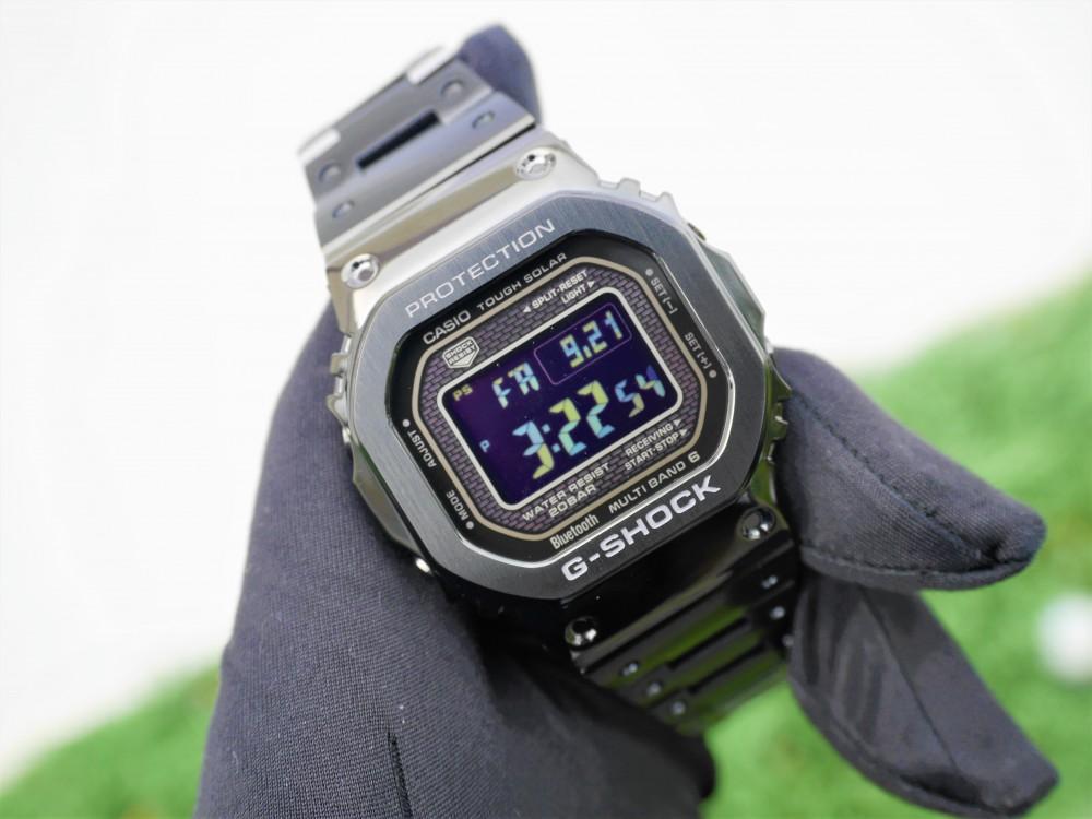 入手困難!!GMW-B5000シリーズ 新色登場 GMW-B5000GD 9月21日発売