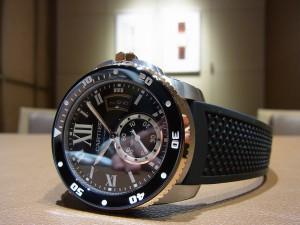 Cartier(カルティエ)人気モデル カリブルダイバー W7100055 再入荷しました。