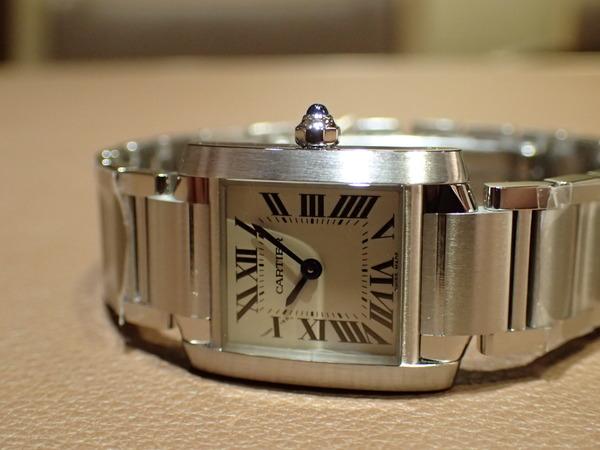 Cartier(カルティエ) 名作 タンクフランセーズ(W51008Q3)入荷