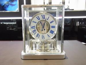 摩訶不思議な置時計 ジャガー・ルクルト アトモス