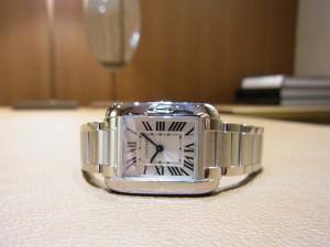 Cartier(カルティエ) タンク アングレーズ W5310022入荷!