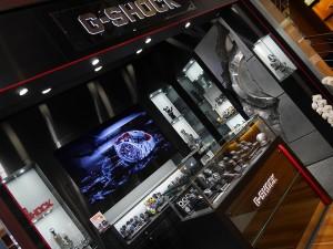 G-SHOCK CONCEPT BOOTH EDGE グランドオープン フェア開催中!