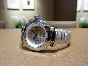 Cartier (カルティエ) 人気モデル ミスパシャ(W3140007 W3140008)