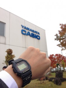 G-SHOCK EDGE Meeting in 山形