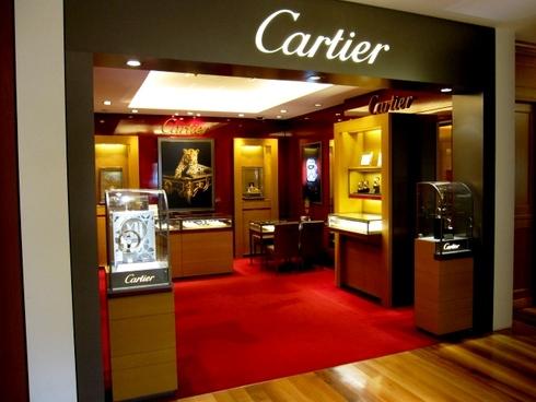 Cartier『カリブル・ドゥ・カルティエ』フェアー開催中