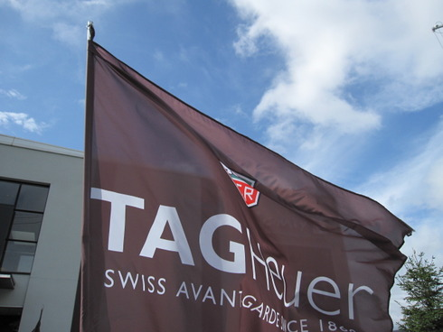 TAG Heuer Day 2010 開催中!