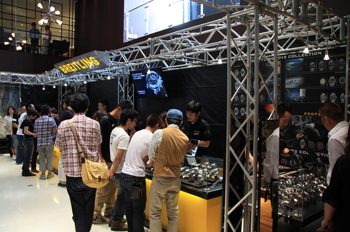 BREITLING DAY 2012 ③