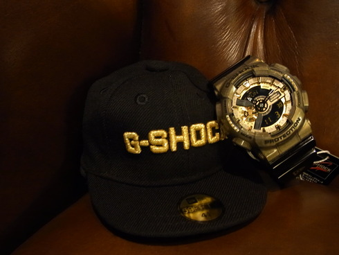 G-SHOCK×NEW ERA®(ニューエラ)