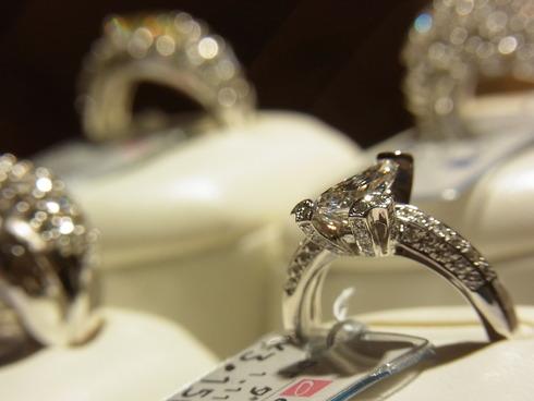 宝飾展示会も同時開催です。