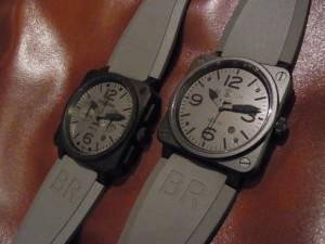 Bell&Rossの 密かな2012年新作モデル!