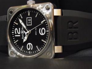 Bell&Ross(ベルアンドロス)人気モデルが続々入荷!
