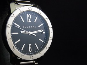 BVLGARI の時計と言えば・・・「ブルガリ・ブルガリ」は37年目のロングセラーモデル