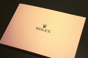 THE ROLEX WAY ~ロレックス哲学の基礎~