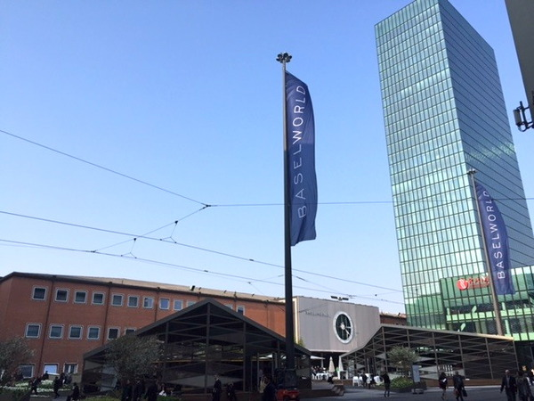 2015 BASEL WORLD(バーゼル ワールド) スイスより各ブランドの新作情報が到着