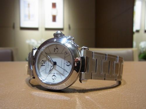 Cartier(カルティエ)定番人気モデル パシャC (W31074M7)