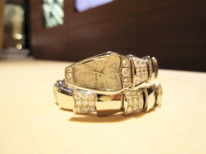 BVLGARI SERPENTI 入荷