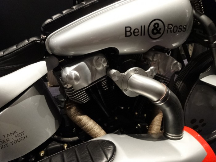 ベル&ロス2014年新作 BR01&03 B-ROCKET