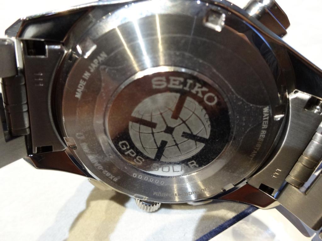 SEIKO 2014年新作 「セイコー アストロン」第二世代登場