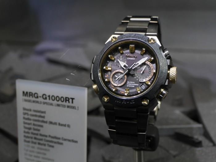 G-SHOCK 2015新作『 MRG-G1000RT 世界限定100本』