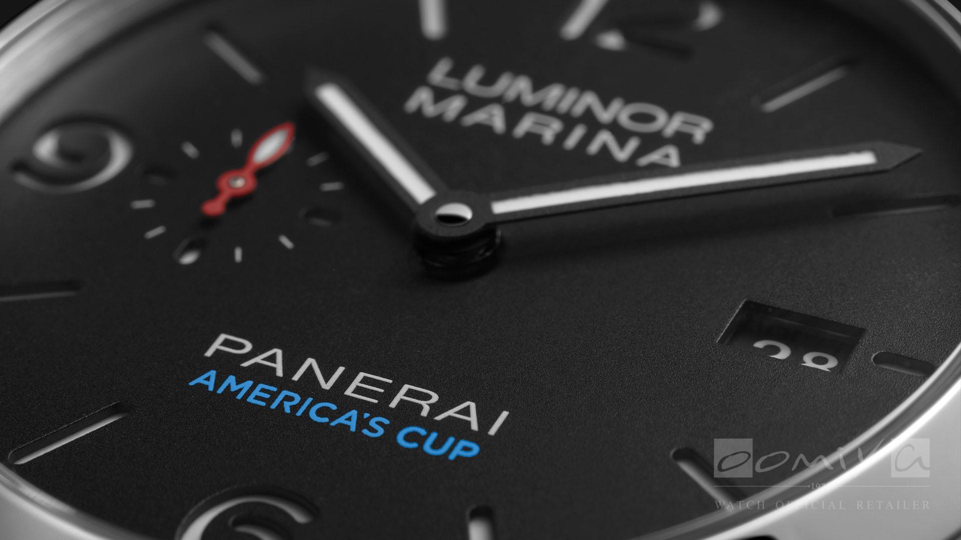 パネライ 2017年新作 PAM00732 ルミノール マリーナ 1950 ソフトバンクチーム 3デイズ オートマティック アッチャイオ