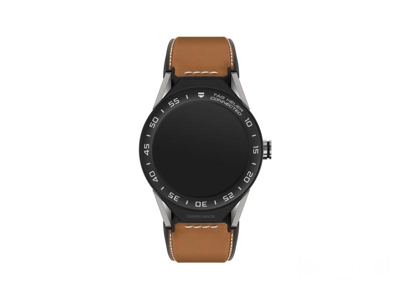 2017年新作 タグ・ホイヤー コネクテッド モジュラー45|Android Wear2.0搭載スマートウォッチ