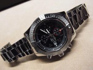 ブライトリング 2013年新作 AVENGER II GMT