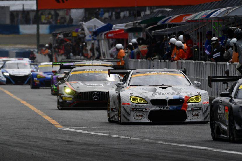 スーパーGT Rd.1 岡山国際サーキット|BMW Team Studie