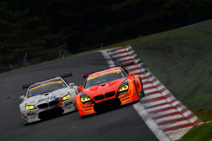 スーパーGT Rd.5 富士スピードウェイ|BMW Team Studie