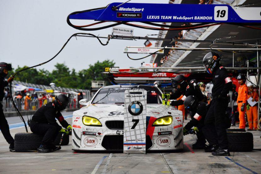 スーパーGT Rd.7 ブリーラム |BMW Team Studie