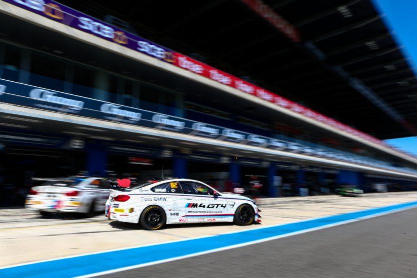 ブランパン GTシリーズ アジア Rd.3 チャーン BMW Team Studie