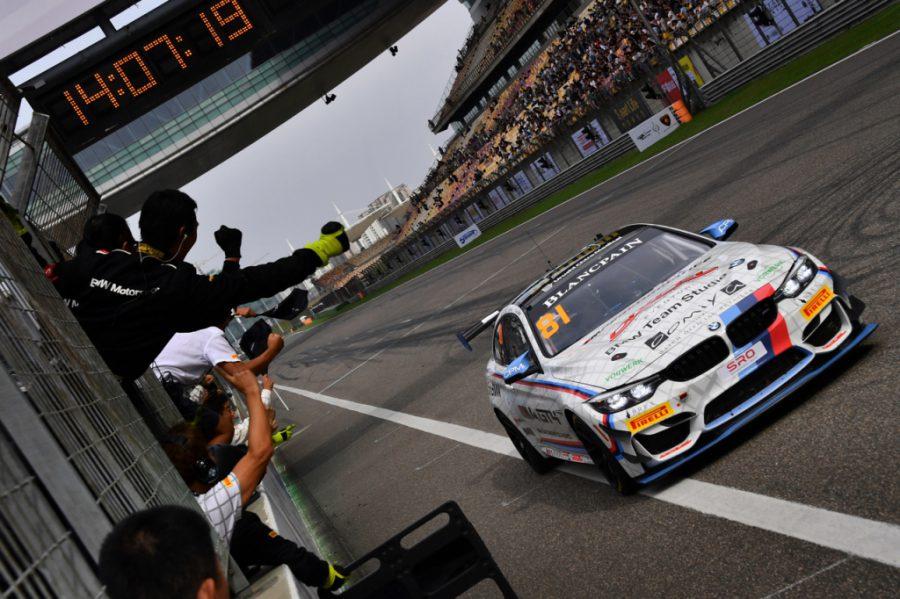 ブランパン GT シリーズ アジア Rd.10 上海インターナショナル・サーキット|BMW Team Studie