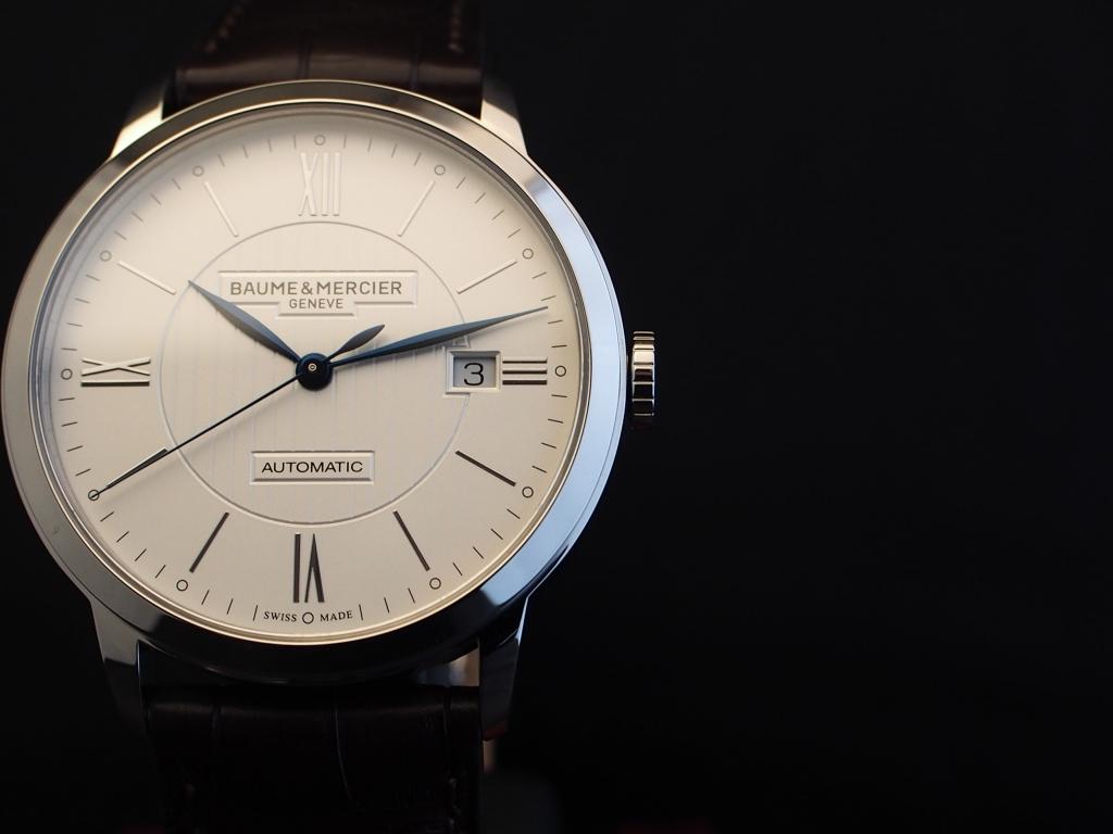 クラシカルモダンな時計をお探しの方はこちら!!ボーム&メルシエ 「クラシマ」