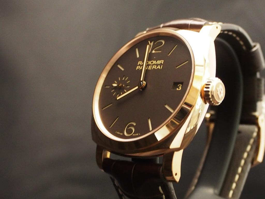 2代目軍用時計 「パネライ ラジオミール1940」