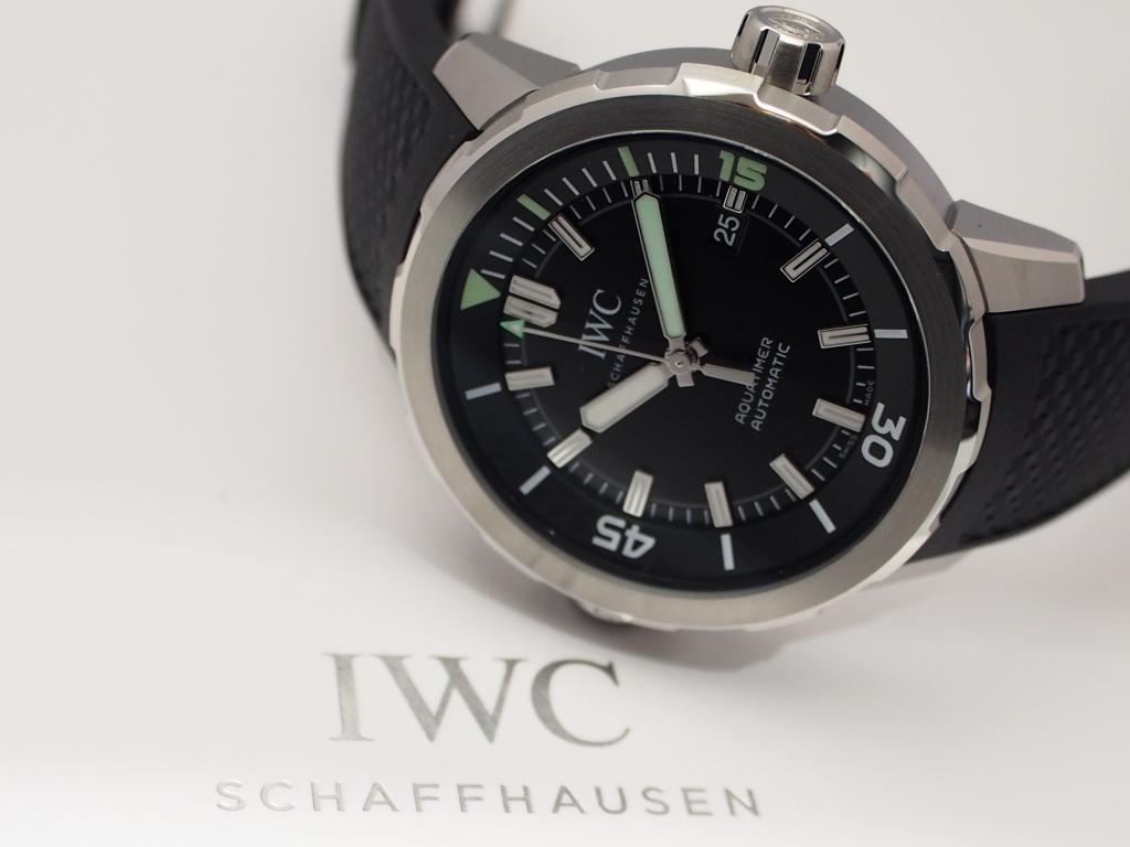 ダイバーズウォッチもビジネスに使えます!IWC「アクアタイマー・オートマティック」-IWC -P5122647