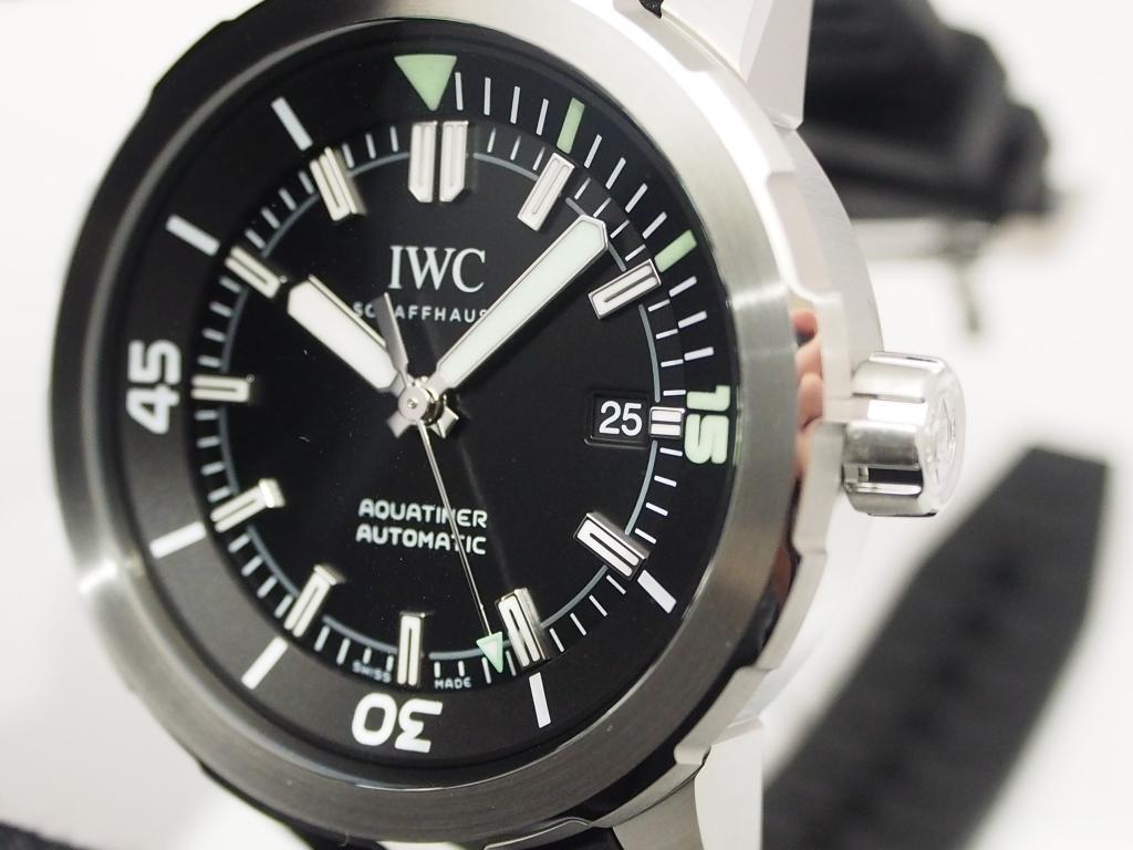 ダイバーズウォッチもビジネスに使えます!IWC「アクアタイマー・オートマティック」-IWC -P5122658