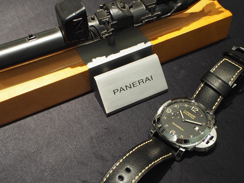 パネライ 新規入荷商品 「ルミノール マリーナ 1950 3デイズ オートマティック-PAM00359-」