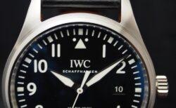 本日もIWCのパイロットウォッチをご紹介!「パイロット・ウォッチ・マークⅩⅧ (18)」