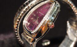 この時計が似合う女性に憧れる!ブルガリ「セルペンティ・トゥボガス」