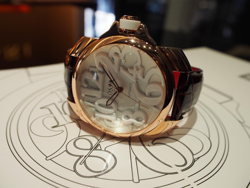 九州男児の腕元に無骨な時計が相性ピッタリ 「オッソイタリィ ヴィゴローソ PW01」