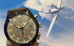 ミリタリー好きにはたまらない一本です!IWC「パイロット・ウォッチ・クロノグラフ・トップガン・ミラマー」