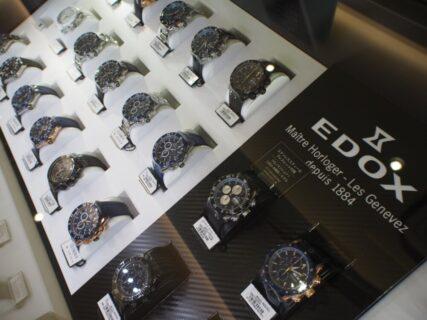 EDOX フェア ついに開催しました!!