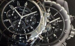 シャネルの時計はお遊び時計ではありません!こだわり尽くした「J12 ブラック クロノグラフ」(H0940)