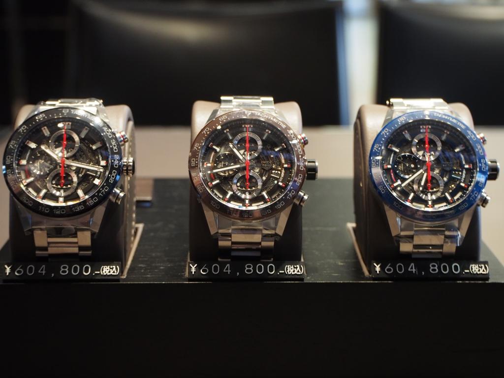 鹿児島店スタッフ、内田のイチオシ時計はコレです!!IWC「ポルトギーゼ・ヨットクラブ・クロノグラフ」