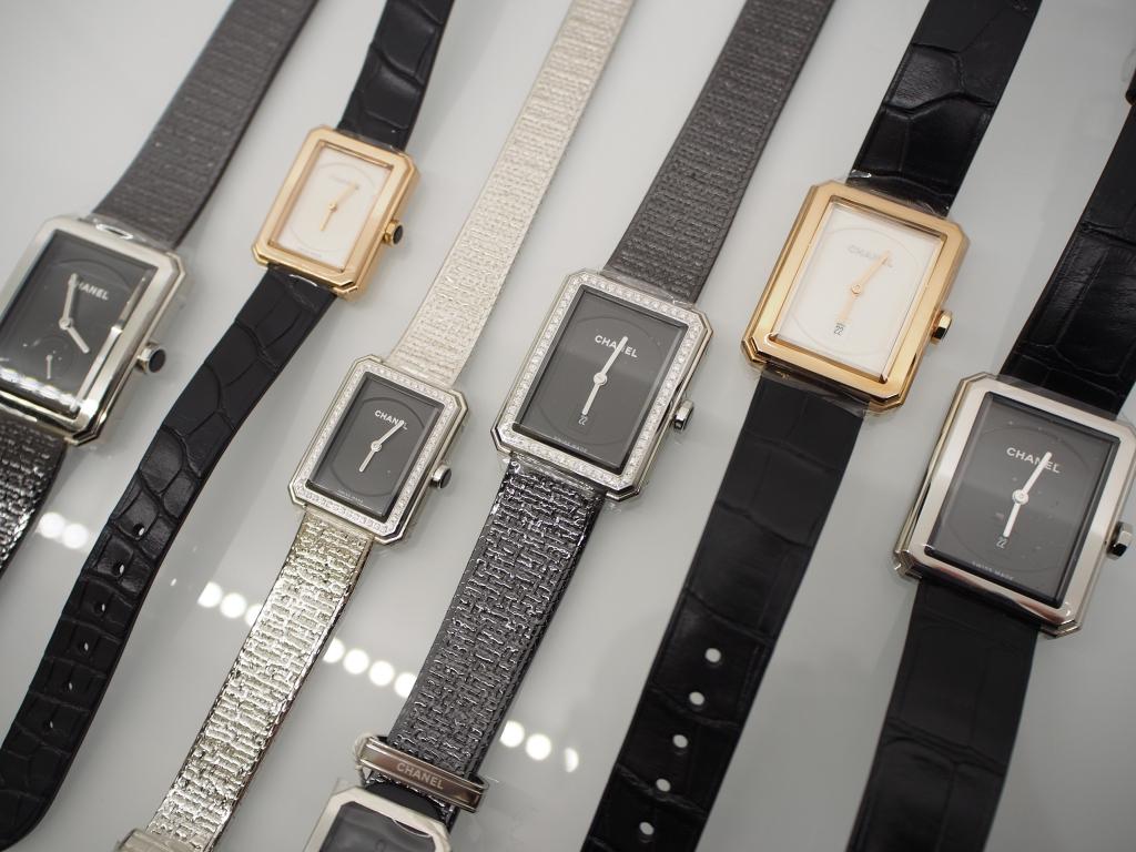 彼女の時計をつい借りたくなってしまう時計、「ボーイフレンド」特集!!
