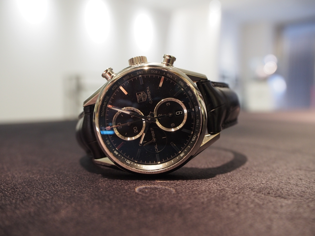 FAIR 開催中!! 「TAG Heuer = クロノグラフ」 part 4 ・ 王道編-TAG Heuer フェア・イベント情報 -PA310420